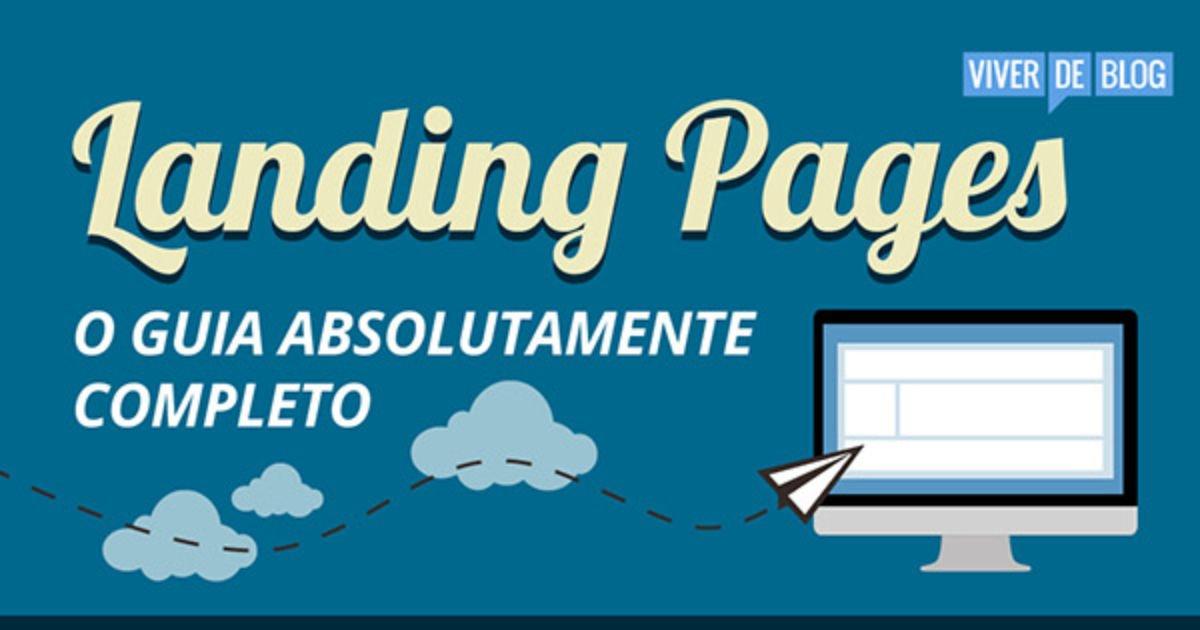 Landing Pages para Gerar Conversões em Site