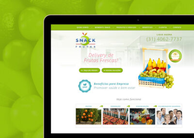 Site Delivery Frutas Frescas