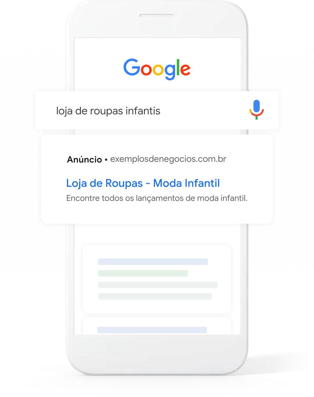 Anúncio no Google Agência de Marketing